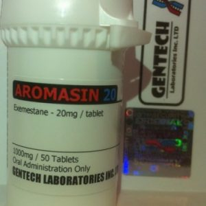 Buy Aromasin 20mg